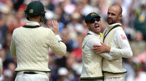Ashes 2015: Australia fightback with fire and turn