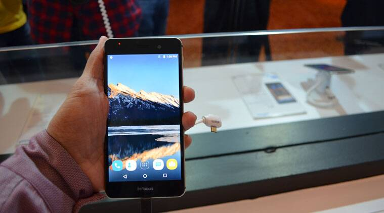 InFocus 3D smartphone comes with naked eye 3D technology