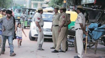 A day after violence, four arrested in Majnu kaTila