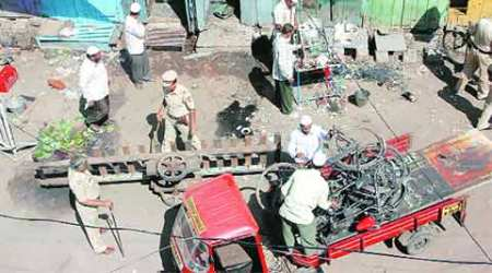 Malegaon blast: Two accused file bail pleas, another seeks treatment at Nair Hospital