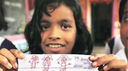 Students of Malin pen their woes