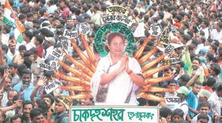 Mamata Banerjee, TMC Martyrs Day rally, Congress, Trinamool Congress, kolkata news, west bengal