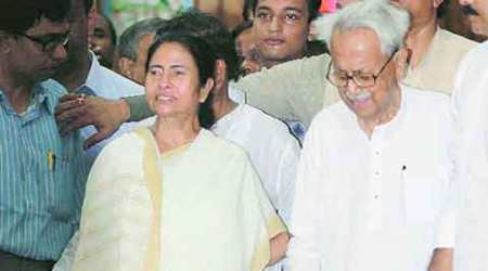 You have right to point out our mistakes: Mamata to Ashok Ghosh