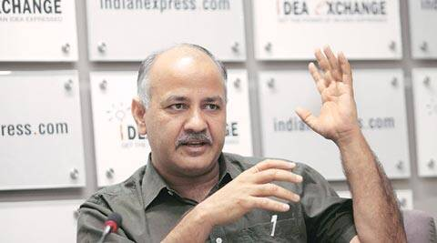 Manish Sisodia on Delhi Government TV Ad Controversy