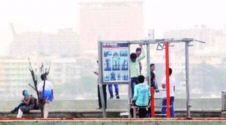 Marine drive: Bombay HC seeks BMC's reply on petition against open-air gym