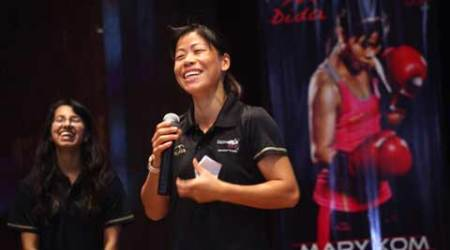 I am not turning professional, says Mary Kom