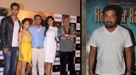Anurag Kashyap, masaan, richa chadha, visky kaushal, Anurag Kashyap movies, masaan movie, masaan cast, entertainment news