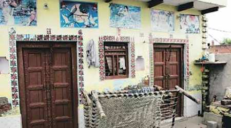Why a Dalit basti in Mathura has been a ghost town for last three days