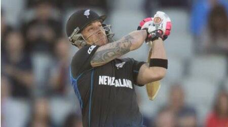 McCullum hits second-highest T20 score of all time