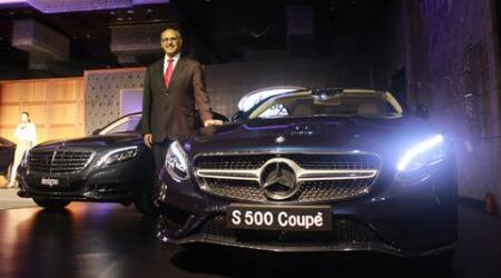 Mercedes S 500 Coupe, S 63 AMG Coupe and G 63 AMG launched