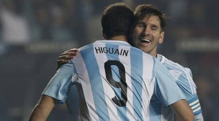 Messi the playmaker as Argentina rout Paraguay to book final berth