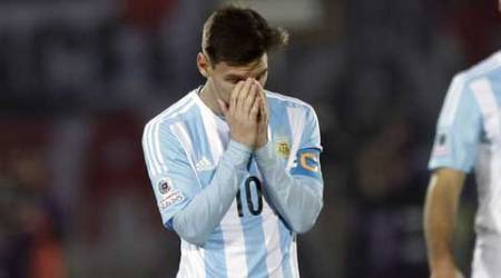 Nothing more painful in football than losing a final, says LionelMessi