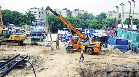 Labourer crushed to death at under-construction metro site