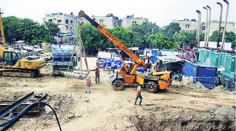 Labourer Crushed To Death At Under Construction Metro Site