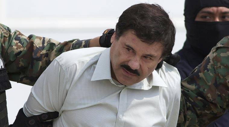 el chapo, guzman, el chapo guzman, mexico, mexico jailbreak, mexico prison break, mexico drug lord escapes, jailbreak mexico, prison break mexico, mexico news, world news, indian express