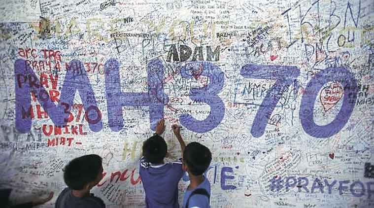 mh370, mh370 crash, plane crash, malaysia airlines plane crash, mh370 plane crash, mh370 indian ocean crash, mh370 debris, world news, pune news, indian express