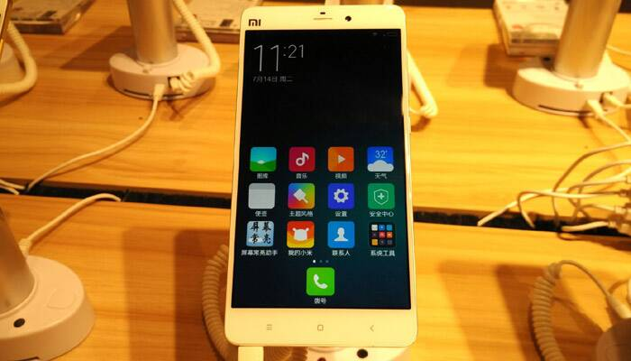 Xiaomi, Xiaomi Mi Note, Xiaomi Mi Note with Bamboo Back, Xiaomi, Mi Note, Hugo Barra, Xiaomi Mi Note price, Xiaomi Mi Note specs, Xiaomi Mi Note features, Xiaomi Mi Note India launch, technology, Android, MIUI, MWC Shanghai, MWC Shanghai 2015