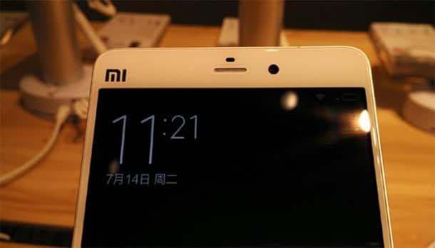 Xiaomi, Xiaomi Mi Note, Xiaomi Mi Note with Bamboo Back, Xiaomi, Mi Note, Hugo Barra, Xiaomi Mi Note price, Xiaomi Mi Note specs, Xiaomi Mi Note features, Xiaomi Mi Note India launch, technology, Android, MIUI, MWC Shanghai, MWC Shanghai 2015