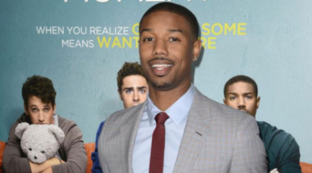Michael B Jordan cast in 'Just Mercy'