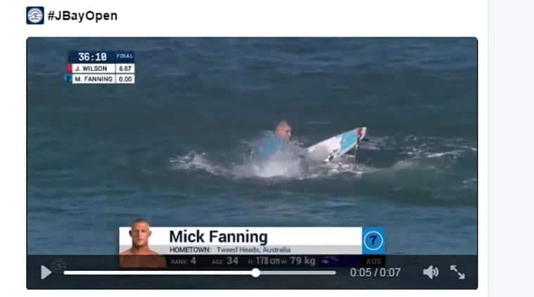 Mick Fanning, Mick Fanning surfing, Mick Fanning surfer, Mick Fanning shark attack, shark attack Mick Fanning, Mick Fanning shark, sports news, sports