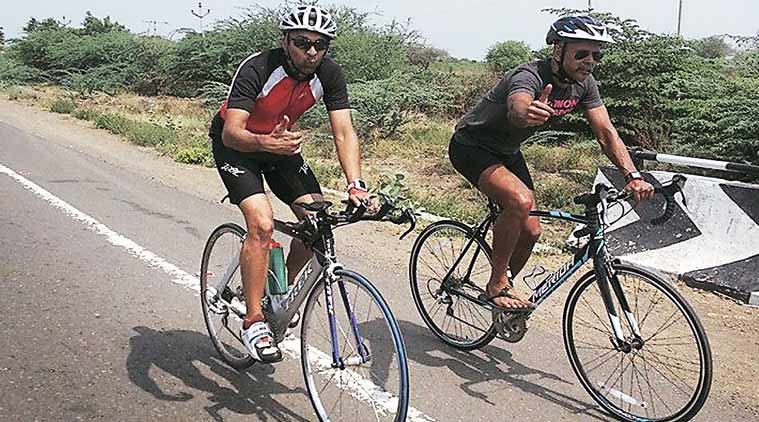 Ironman Triathlon, Ironman Triathlon title, Milind Soman, Milind Soman Ironman title, Ironman event, Zurich Ironman event, Mumbai marathon, Soman Mumbai marathon, Pune latest news, India latest news