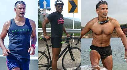 How Milind Soman trained to become an 'Ironman'