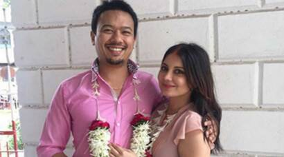 Inside pictures from Minissha Lamba – Ryan Tham's wedding