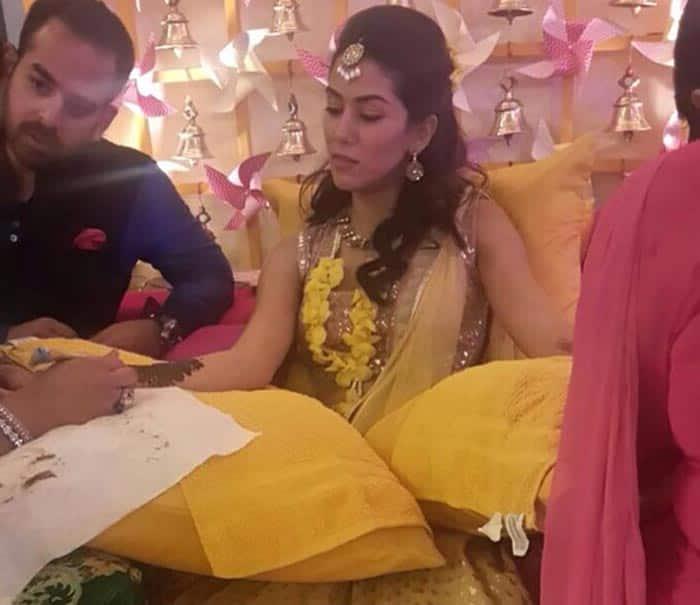 Mira Rajput, Mira Rajput Kapoor, Shahid Kapoor, Shahid Kapoor sangeet, Shahid Kapoor wedding,