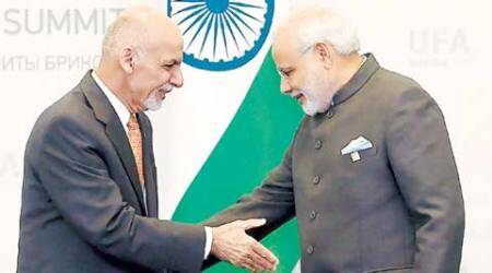 PM Modi wishes Afghanistan President Ashraf Ghani, this time on hisbirthday