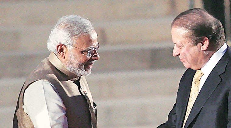 narendra modi, nawaz sharif, india pakistan ties, Narendra Modi Nawaz Sharif meet, PM modi sharif meeting, modi sharif UFA meet, BRICS summit, modi brics summit, modi nawaz sharif, modi sharif talks, india pakistan talks, modi in Russia