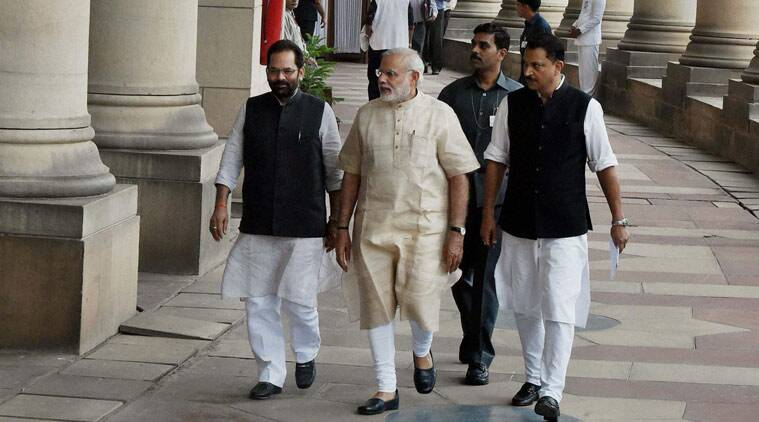 Monsoon session of Parliament is scheduled to start from July 18