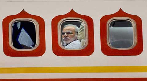 Narendra Modi, Foreign tours, Central Asian countries, SCO Summit, Modi foreign tous, Shanghai Cooperation Organisation, Modi official visits, iecolumnist, P.L. Dash, The indian Express