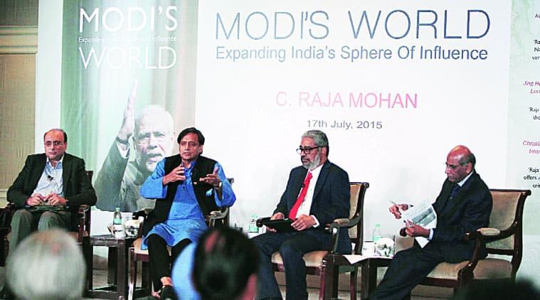 Narendra Modi, Modi's world, Modi foreign policy initiative, C Raja Mohan, BJP, C Raja Mohan Modi's World, Montek Singh Ahluwalia,