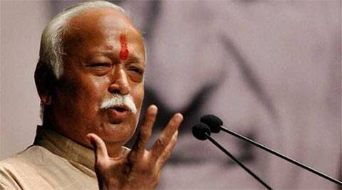 RSS, Mohan Bhagwat, rss quota, mohan bhagwat quota, rss news, mohan bhagwat reservation, india news,
