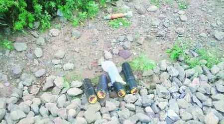 Kurukshetra: Nine 51 mm mortar bombs found near railway station