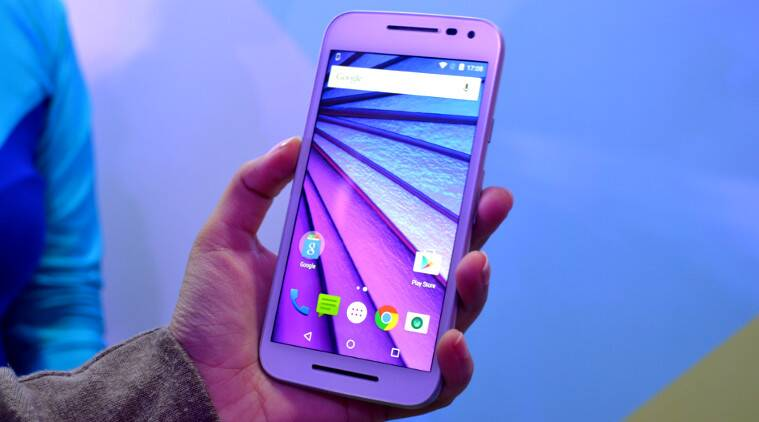 Motorola Moto G (3rd gen) arrives at Rs 11,999