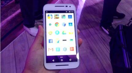 Say Hello to the new water-resistant Motorola Moto G at Rs 11,999
