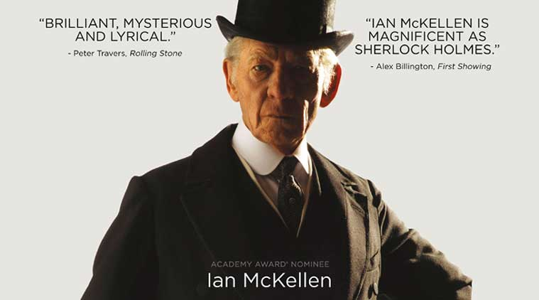 Mr  Holmes movie review | Entertainment News, The Indian Express