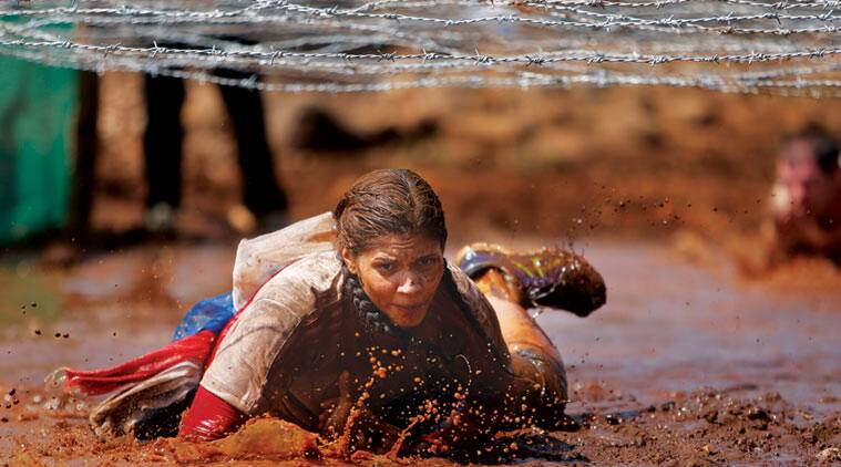Mud race India, obstacle race India, Obstacle race in India, Mud rush, Mud Rush India, Mud Rush Dudhani, Mud Rush Silvassa, Mud Rush news, Obstacle race news iNdia, India news