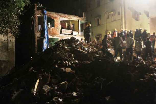 Building collapse in Thane kills 9, many more fear trapped