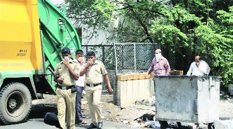 Belapur railway station, Decomposed body found, mutilated body found, Mumbai police, Mumbai news