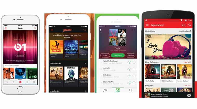 Apple Music to Saavn: The music streaming services that