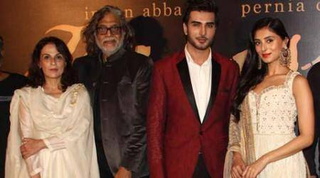 'Jaanisaar' director Muzaffar Ali fascinated with leading lady Pernia Qureshi, calls her a miracle woman
