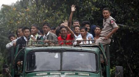 Myanmar pardons almost 7,000 prisoners