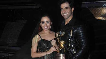 'Nach Baliye 7': Himmanshoo, Amruta win the celebrity dance show