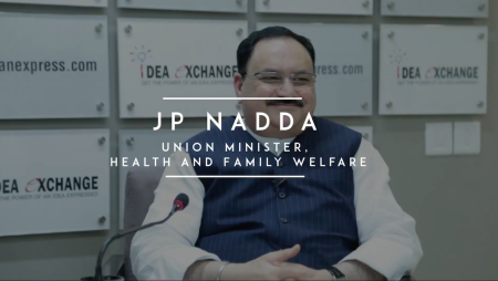 JP Nadda on Regulation of Medical Costs & National Health Policy