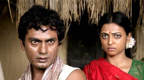 Nawazuddin Siddiqui, Radhika Apte, Manjhi, Manjhi The Mountain, Radhika Apte Manjhi, Radhika Apte Nawazuddin Siddiqui Manjhi, Nawazuddin Siddiqui Manjhi, Manjhi Trailer, Manjhi Movie Trailer, Manjhi cast, Manjhi Release, Manjhi Movie Release, Entertainment news