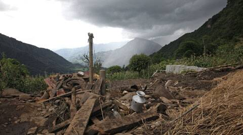 Landslides bury Nepal villages, killing at least 30 people