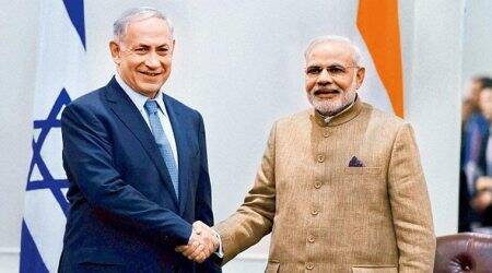 Solution should be such that both Israel and Palestine coexist peacefully: PMModi