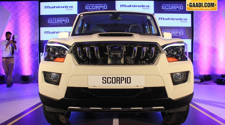 new car launches of mahindra in indiaMahindra Scorpio AT launched starting at Rs 1313 lakh  The